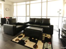 Royal Stays Furnished Apartments - Square One, Mississauga