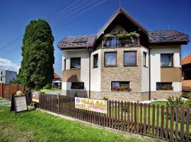 Villa Raj, Hrabušice