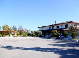 Hotel Ristorante Belvedere, Trebaseleghe
