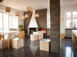 Guest house Portmanteau, Turim