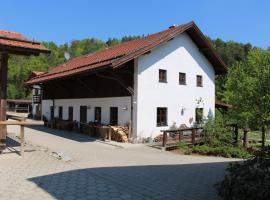 Reiterhof Gensleiten, Egging