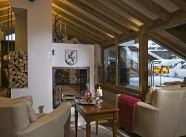 Luxury Penthouse Kitzbühel, 基茨比厄爾