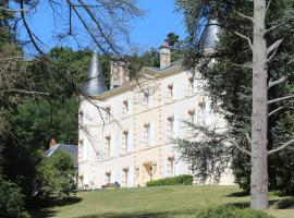 Château de la Brosse, Thénioux