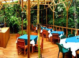 Wagelia Espino Blanco Lodge, Turrialba