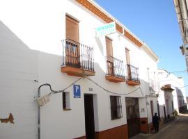 Pension Cervantes, Cortegana