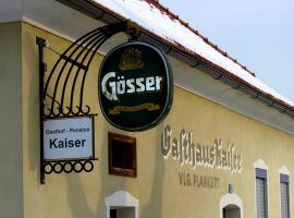 Gasthof Kaiser, Sankt Veit an der Glan