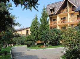 Valesko Hotel, Lukino