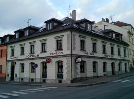 Penzion Poprda, Klatovy