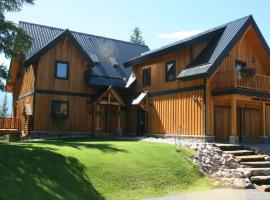 Canyon Ridge Lodge, Golden