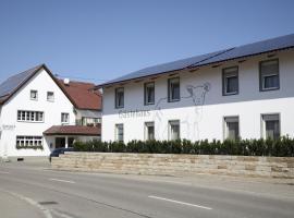 Gasthaus Lamm Garni, Blaubeuren