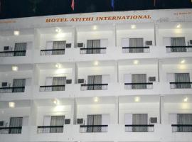 Hotel Atithi International, Katra