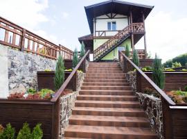 Tartak Resort, Pasiky-Zubryts'ki