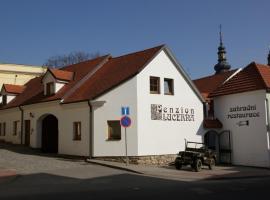 Penzion Lucerna, Pelhřimov