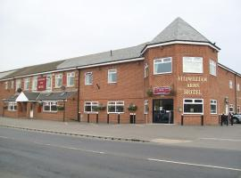 The Fitzwilliam Arms Hotel, Rotherham