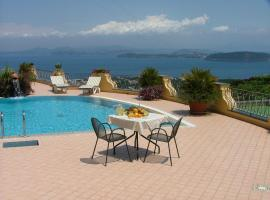 Villa Rosalia, Ischia