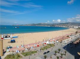 Ocean view appartment, Tangier