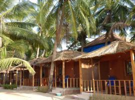 Agonda Kura Kura Beach Huts, Agonda