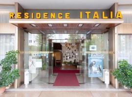 Albergo Residence Italia Vintage Hotel, Pordenone