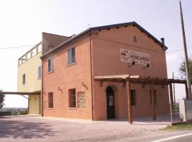 Trattoria Mingaren Albergo, Bertinoro