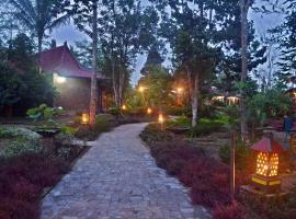 Graharu Boutique Hotel and Spa Borobudur, Borobudur