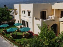 Aptera Hotel, Megála Khoráfia