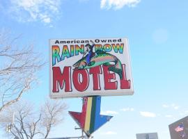 Rainbow Motel, Thermopolis