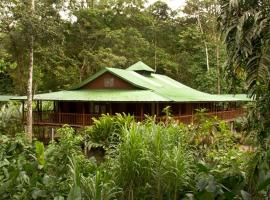 Selva Verde Lodge, Sarapiquí