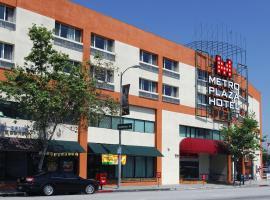 Metro Plaza Hotel