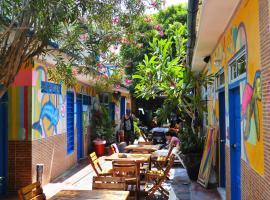 Hostel Mamallena, Cartagena