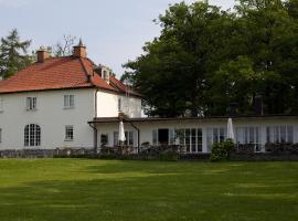 Stegeborg Trädgårdshotell, Stegeborg