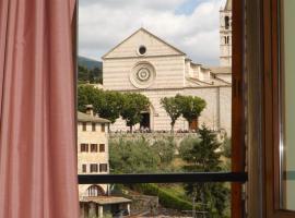 Veduta Camere Santa Chiara