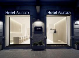 Hotel Aurora, Pavia