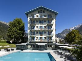 H tels chamonix derni re minute for Meilleur site hotel derniere minute