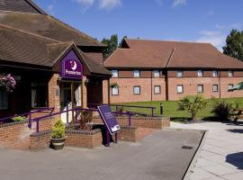 Premier Inn Christchurch East, 크리스트처치