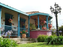 Casa Mosaico Hotel Boutique, Santa Elena