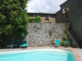 Villa La Commenda, Radda in Chianti