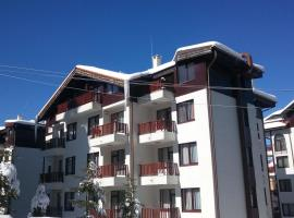 Apart Hotel Flora Residence, Borovets