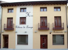 Hotel Ribera de Langa, Langa de Duero