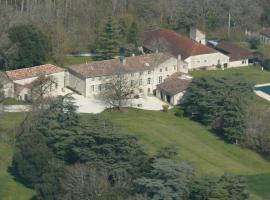 Domaine de Lamassas, Hautefage-la-Tour
