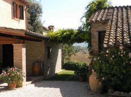 Agriturismo Borgo Laurice, Torgiano