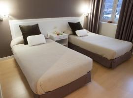 Hotel Seminario, Derio
