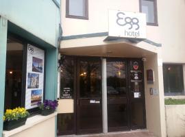 Egg Hotel Gonesse, Gonesse