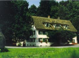 Hotel Krone Sihlbrugg, Sihlbrugg Dorf