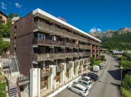 Hotel Plein Soleil, Allos