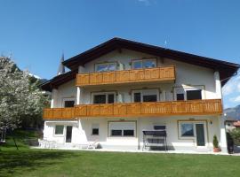 Residence Tondelli, Prato allo Stelvio