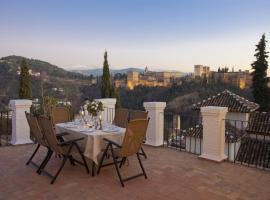 Spain Select Carmen de los Moriscos, Granada