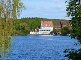 Restaurant und Hotel Zum Weissen Ross, Mölln