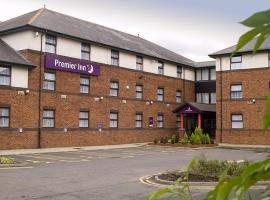 Premier Inn Livingston - M8/J3, Livingston