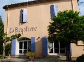 Hotel La Régaliere, Anduze
