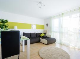 Deluxe Apartment mit Balkon, Freiburg im Breisgau